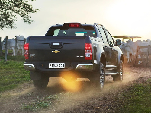 chevrolet s10 cd 2.8 4x4 high country at 2020 0km cuotas #6