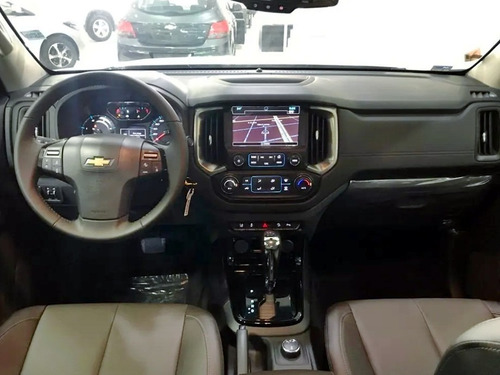 chevrolet s10 cd 2.8 4x4 high country automatico 2020 0km #5