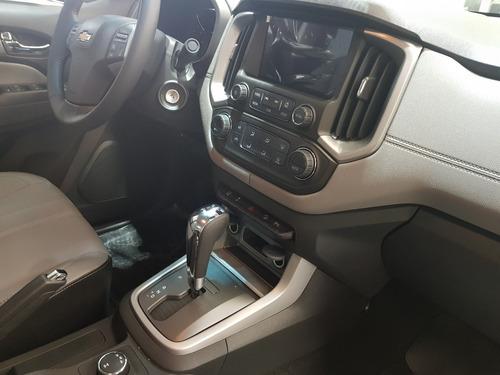 chevrolet s10 d. cabina automatica 4x4 ltz  0km onstar  #1