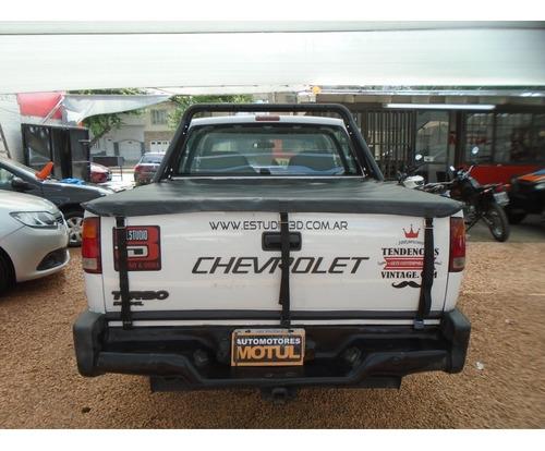 chevrolet s10 d/cab base 4x2 2.5 1998