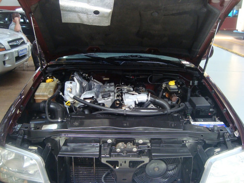 chevrolet s10 dlx 2.8 diesel 2003 (completa / baixa km)