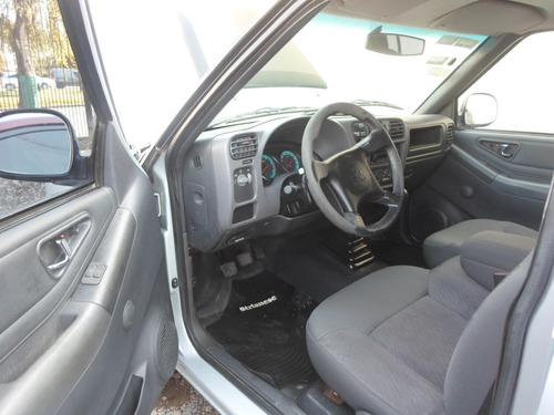 chevrolet s10 dob cab 4x4 full impecable