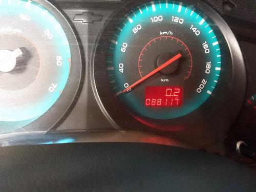chevrolet s10 dupla advantage 2011 preta 2.4 flex acessorios