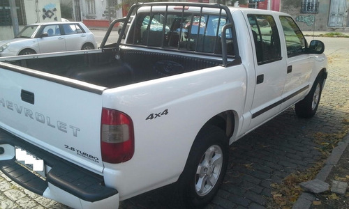 chevrolet s10 extra full 2.8 turbo intercooler 4x4