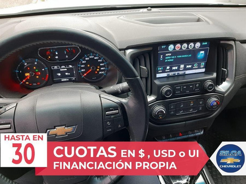 chevrolet s10 high country 2017 blanco 4 puertas