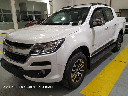 chevrolet s10 high country 4x4 automatica metro 2558  #3