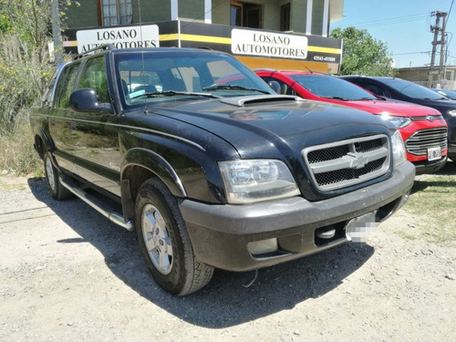 chevrolet s10 limited 4x4 2008