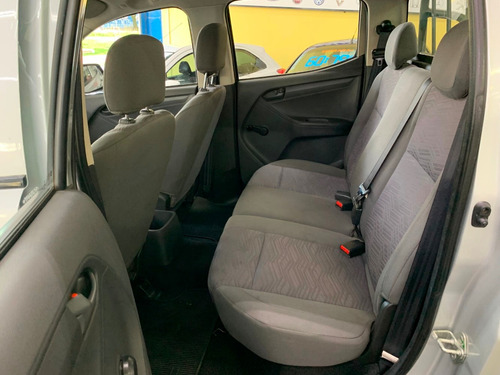 chevrolet s10 ls 2.4 4x2 cabine dupla 2015 - impecavel