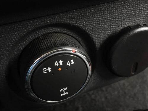 chevrolet s10 ls 2.8 4x4 turbo diesel manual - 2015