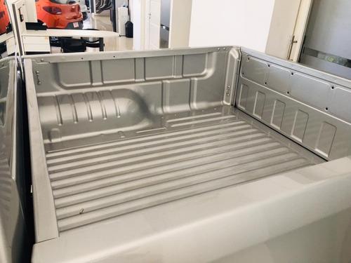 chevrolet s10 ls 4x2 cabina doble 2020 (sf) 3