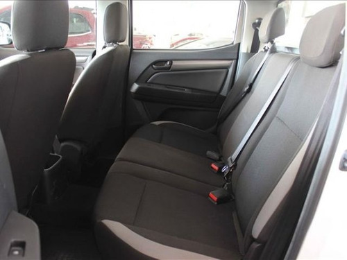 chevrolet s10 ls 4x4 cabine dupla 2.8 turbo diesel