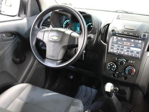 chevrolet s10 ls 4x4 cabine dupla 2.8 turbo diesel, azr9410