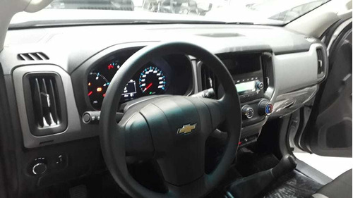 chevrolet s10 ls cabina doble 4x2 2.8 diesel manual 0km ep