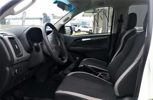chevrolet s10 ls cabina doble 4x2 2.8d manual 0km ep