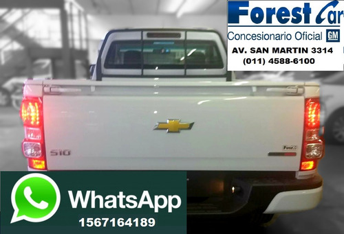 chevrolet s10 ls cabina simple 4x4 0km ultimas unidades #4
