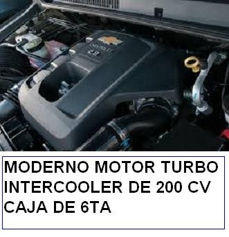 chevrolet s10 ls cd td 200cv 4x2 financiación en ctas fijas