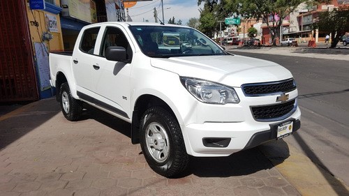 chevrolet s10 ls doble cabina 2016
