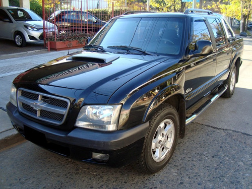chevrolet s10 ltd 2.8 electronica 4x4 d/c 2007, inmaculada!!