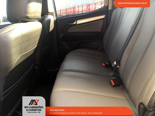 chevrolet s10 ltz 2.8 cab. dupla 4x4 automática