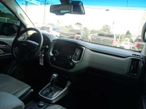 chevrolet s10 ltz 2.8 turbo diesel 4x4 cd aut 2017