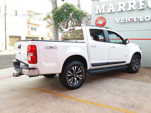 chevrolet s10 ltz 2.8 turbo diesel 4x4 cd aut 2018