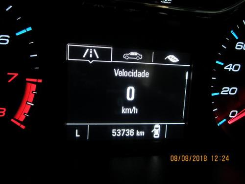 chevrolet s10  ltz cab. dupla 4x4 flex 4p  apenas 50mil km