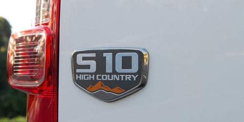 chevrolet s10 pick-up high country 2.8td 4x4 automatica ep