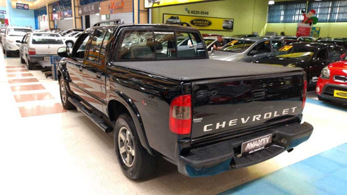 chevrolet s10 rodeio 2.8 turbo diesel 4x4 cd 2006 completa