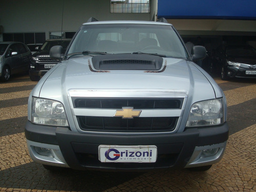 chevrolet s10 rodeio cd flex 2.4