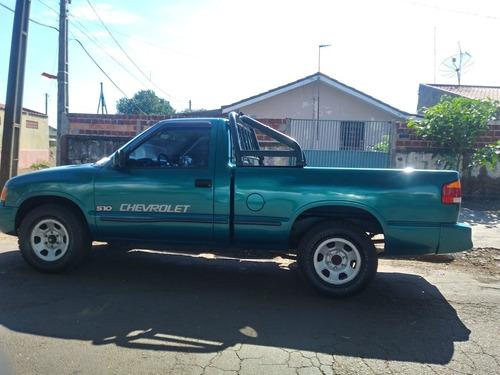 chevrolet s10 s 10 . gasolina 1996
