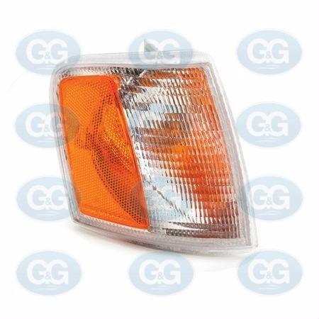 chevrolet s10 señalero ambar derecho 96/98