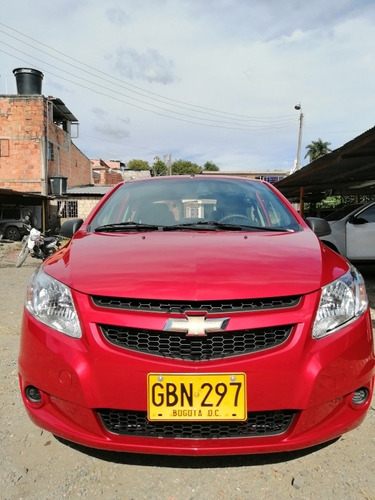 chevrolet sail 1.4l ls 4p mt