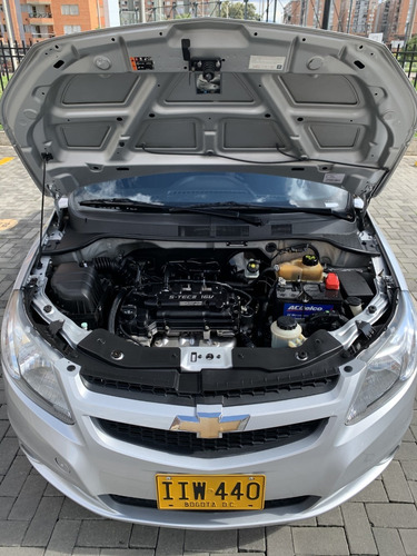 chevrolet sail, 2016, 1400cc, plata brillante, placa par