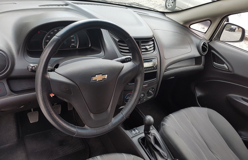 chevrolet sail 2017 full extras flamante