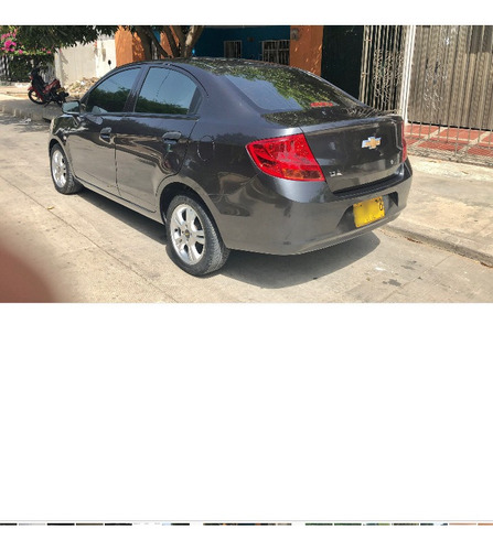 chevrolet sail 2018 1.4 ls