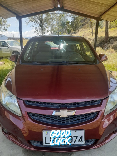 chevrolet sail hatchback  2013