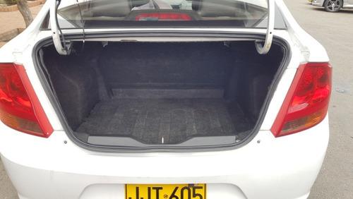 chevrolet sail lt 2017 aa doble airbag