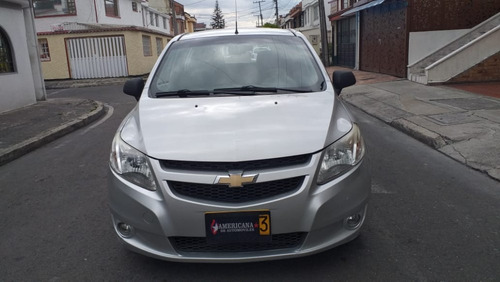 chevrolet sail lt hb 1.4 mt full equipo