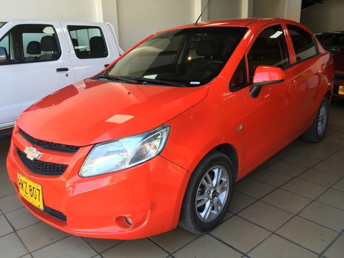 chevrolet sail ltz 2014 full