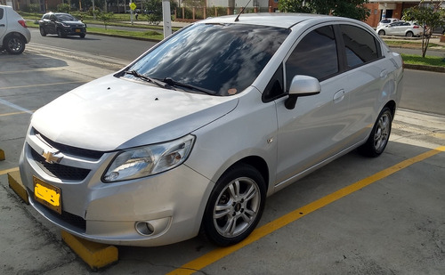 chevrolet sail ltz 2015 full equipo