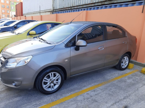 chevrolet sail ltz full equipo