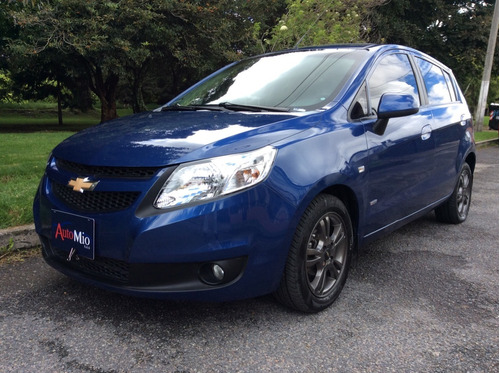 chevrolet sail ltz hb 1400cc mt ct