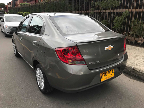 chevrolet sail ltz sedan full