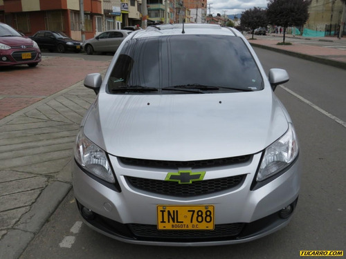 chevrolet sail ltz sport 5p 1400cc mt ct