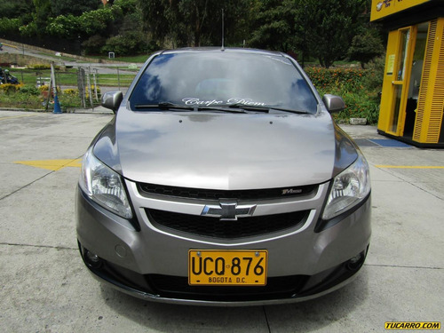 chevrolet sail one