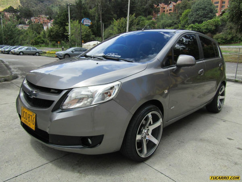 chevrolet sail one millon mt 1400 aa fe