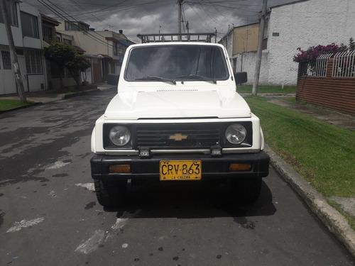 chevrolet samurai 1996 hard top 4x4 1300cc