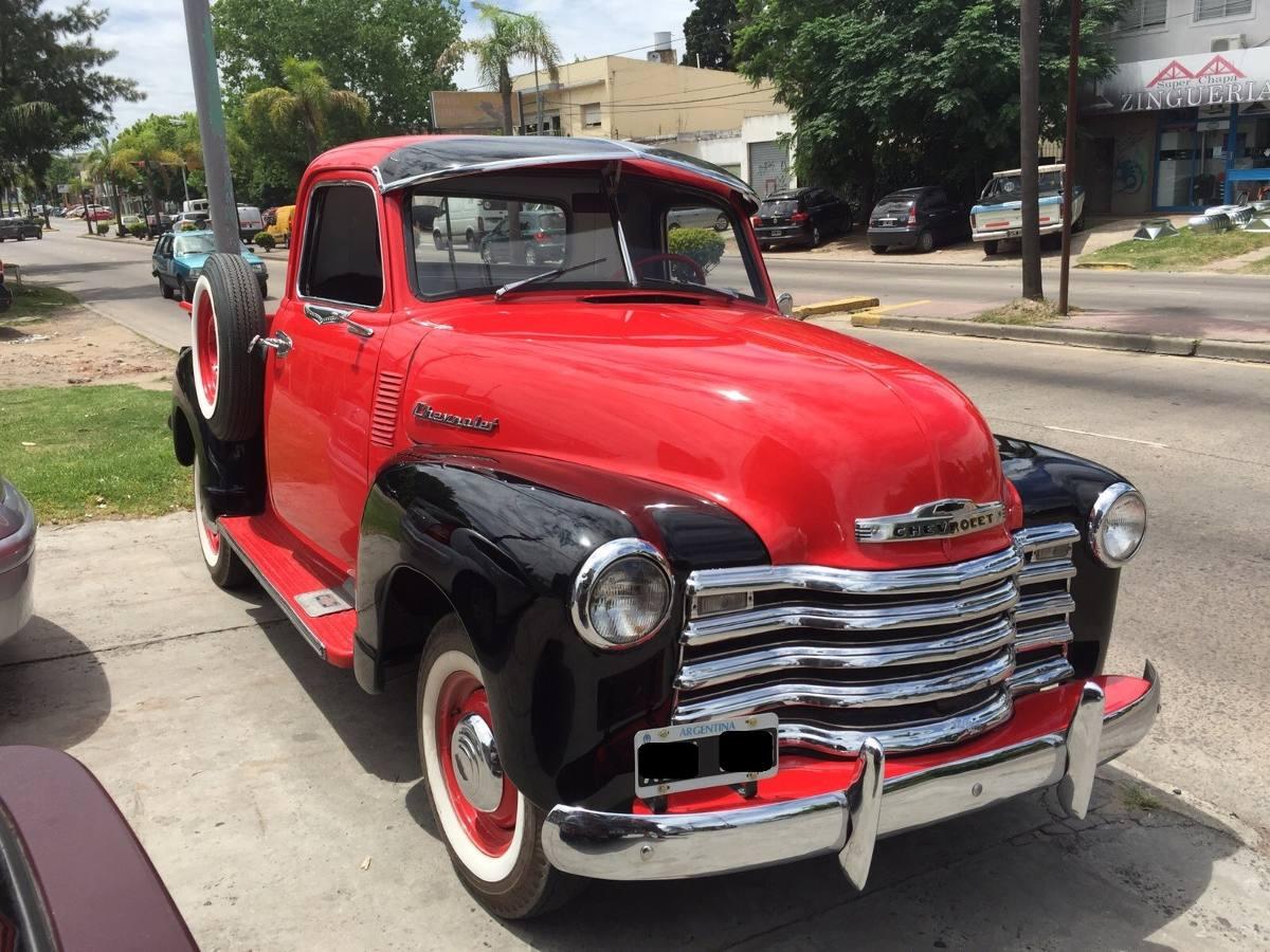 Contemporáneo 1951 Bastidor Del Camión Chevy Ideas - Ideas ...