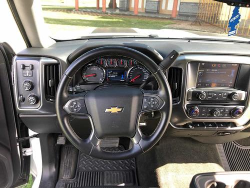 chevrolet silverado 1500 crew cab z71 v8 automatica sec,