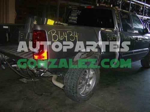 chevrolet silverado 1500 pickup 03-06 5.3 autopartes